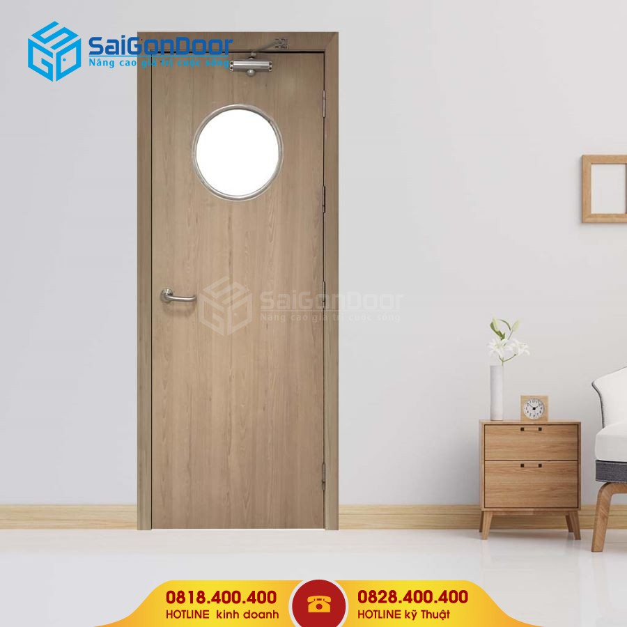 Cửa gỗ phòng ngủ là gì? Lưu ý khi chọn mua cửa gỗ cho phòng ngủ
